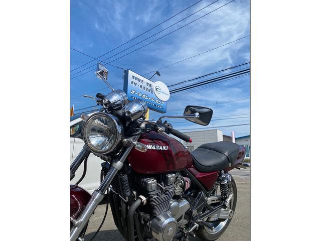 バイクの購入・買取・整備・車検や改造もお任せください!