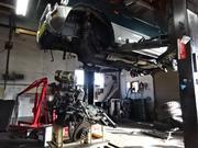 エンジン、冷却系、過給器系点火・燃料系の修理整備