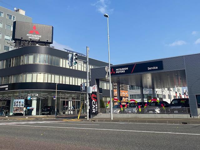 北海道三菱自動車販売(株)南店