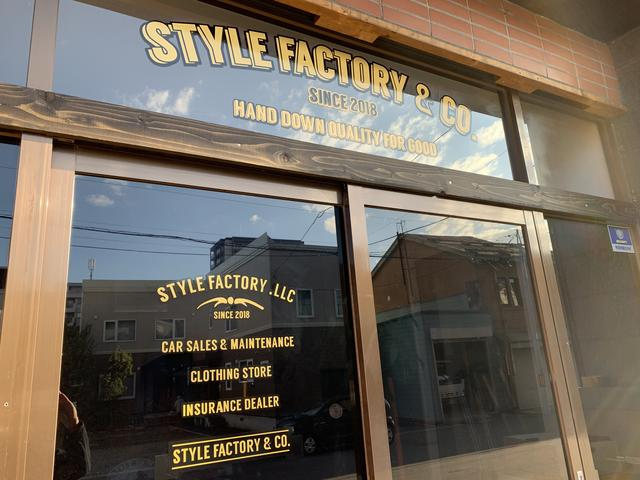 STYLE FACTORY(2枚目)