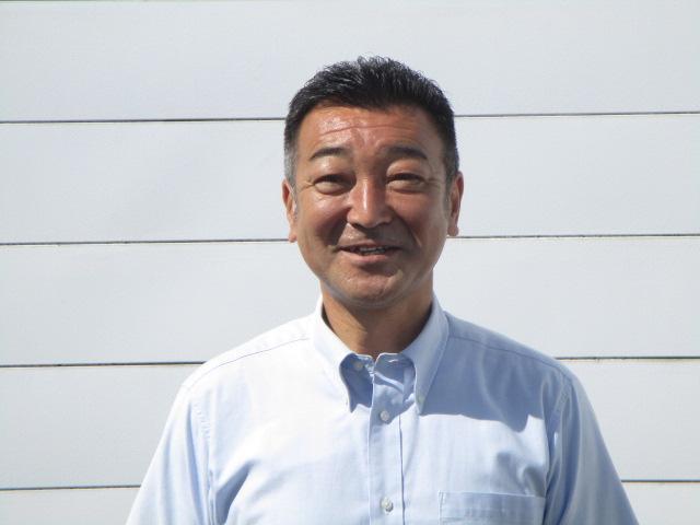 副店長の坂田です