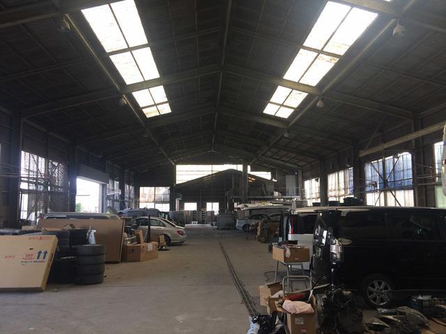 自社大型認証工場を完備しております!