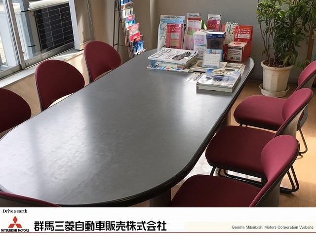 群馬三菱自動車販売(株) クリーンカー中央(6枚目)