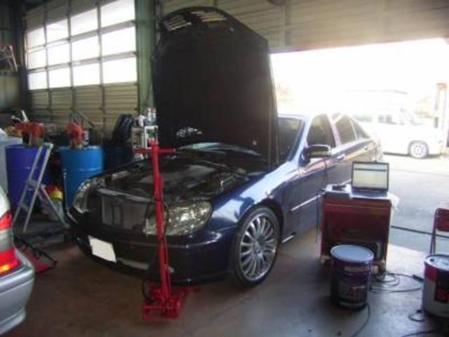 輸入車も得意です!経験実績多数。他店で断られた修理もご相談下さい。