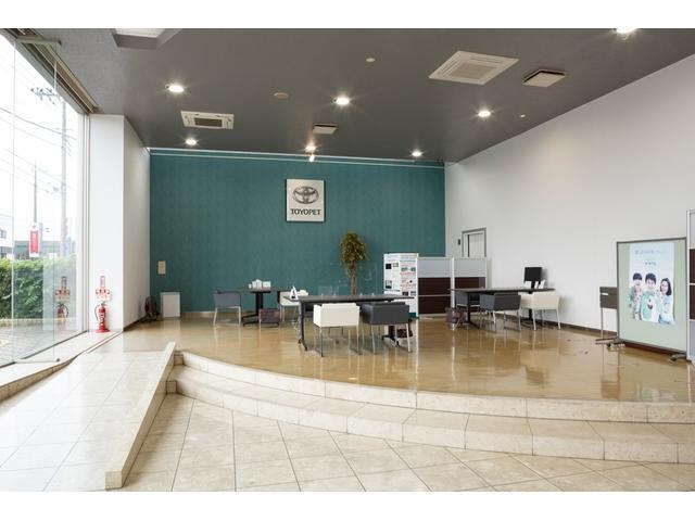 栃木トヨペット(株) U-Car佐野店(2枚目)