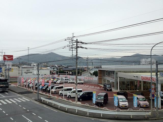 栃木ダイハツ販売(株)佐野店U-CAR展示場(1枚目)