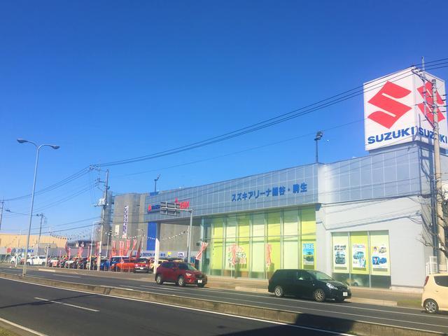 (株)スズキ自販栃木 スズキアリーナ細谷・駒生
