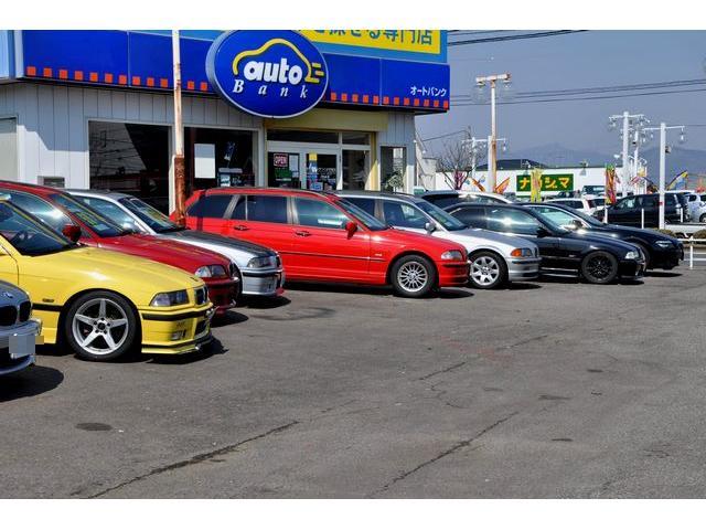 BMW好きが集まるお店!