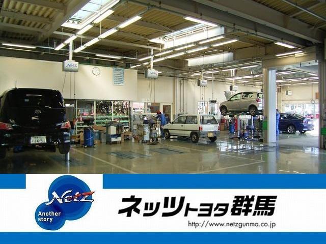 大型整備工場併設・厳しい国家試験を合格した整備士がお客様の愛車を点検致します。