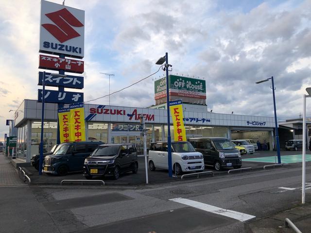 (株)スズキ自販関東 スズキアリーナ小山