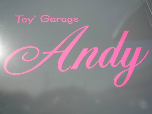 Toy's Garage Andy 株式会社SYN CAR SERVICE
