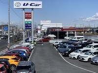 栃木トヨタ自動車(株)U-Carつるた店