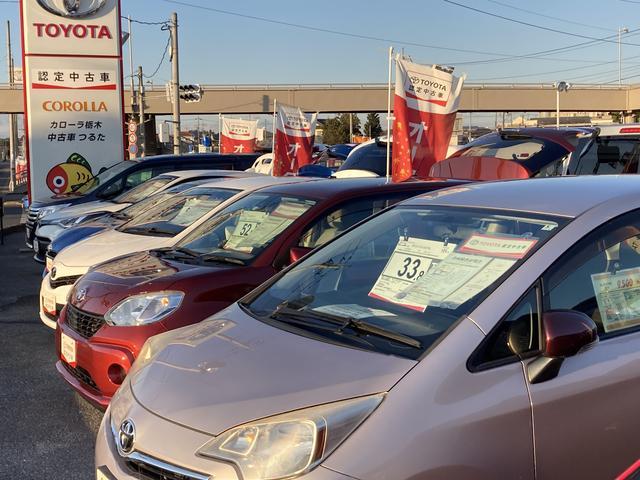 トヨタカローラ栃木(株)中古車つるた(4枚目)