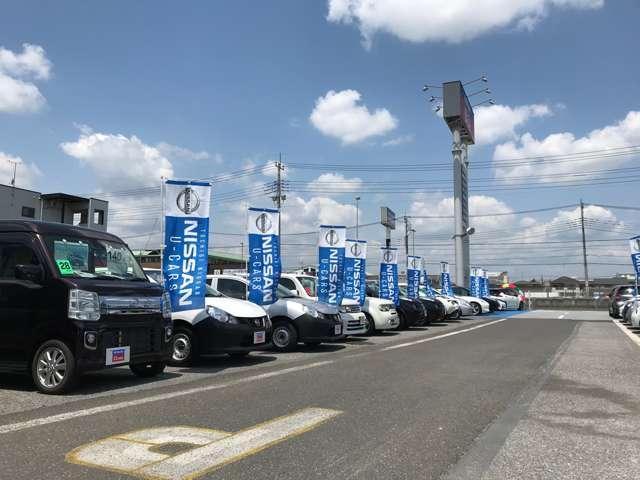 栃木日産自動車販売(株) 日産カーパレス宇都宮(0枚目)