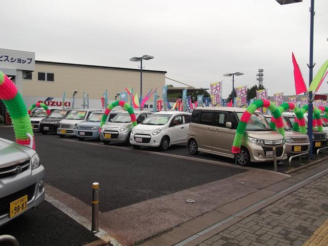 (株)スズキ自販茨城 県庁前センター(4枚目)