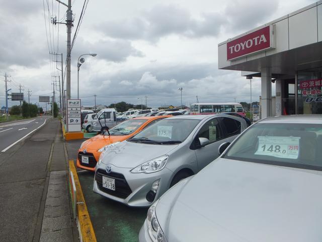 茨城トヨタ自動車(株) 竜ヶ崎センター(6枚目)