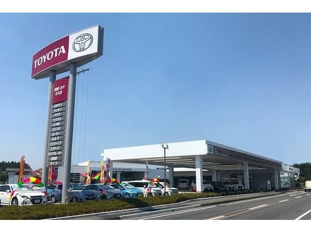 茨城トヨタ自動車(株) 牛久店