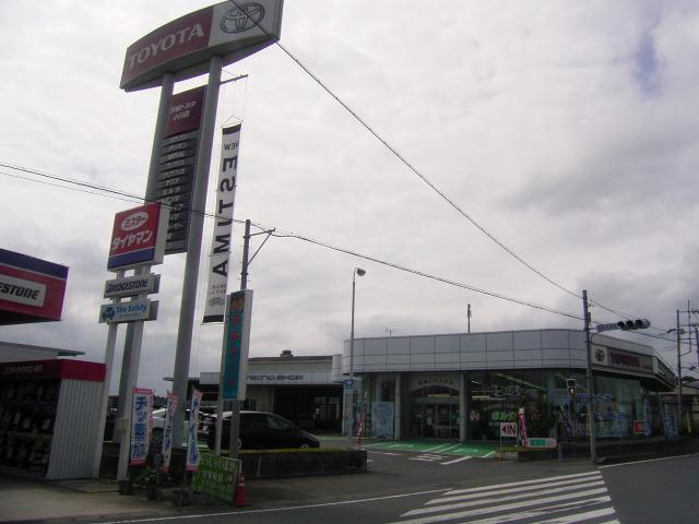 茨城トヨタ自動車(株) 小川店(1枚目)