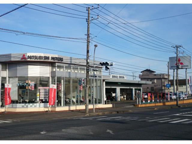 東日本三菱自動車販売(株) 守谷店