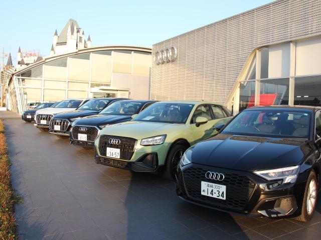 Audi Approved Automobile 高前 GNホールディングス株式会社(1枚目)