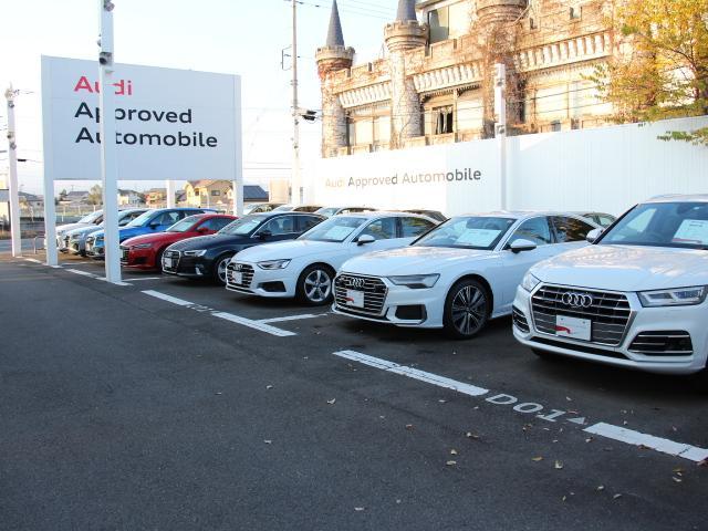 Audi Approved Automobile 高前 GNホールディングス株式会社(4枚目)