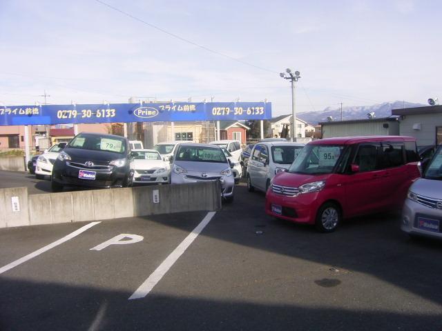 群馬トヨペット(株)プライム前橋 吉岡バイパス店の中古車販売店情報