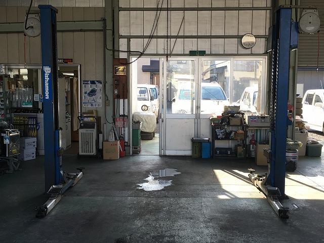 様々な機材を導入し、整備は万全の状態を整えております。