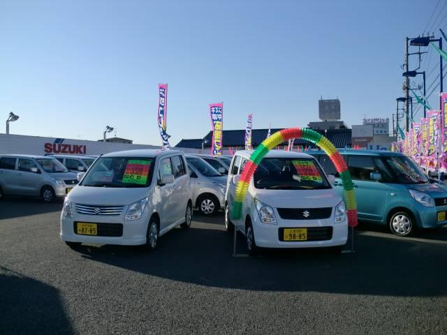 (株)スズキ自販茨城 U's STATIONつくば(1枚目)
