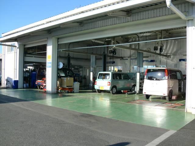 (株)スズキ自販茨城 U's STATIONつくば(3枚目)