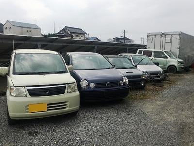 お車でお困りなら早川オートサービスまで♪