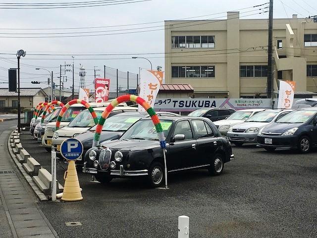 中古車販売もお任せ下さい!〒326-0327 栃木県足利市羽刈町900-5に展示場がございます。