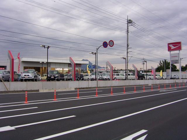 「群馬県」の中古車販売店「群馬ダイハツ自動車(株)U-Carまえばし吉岡」