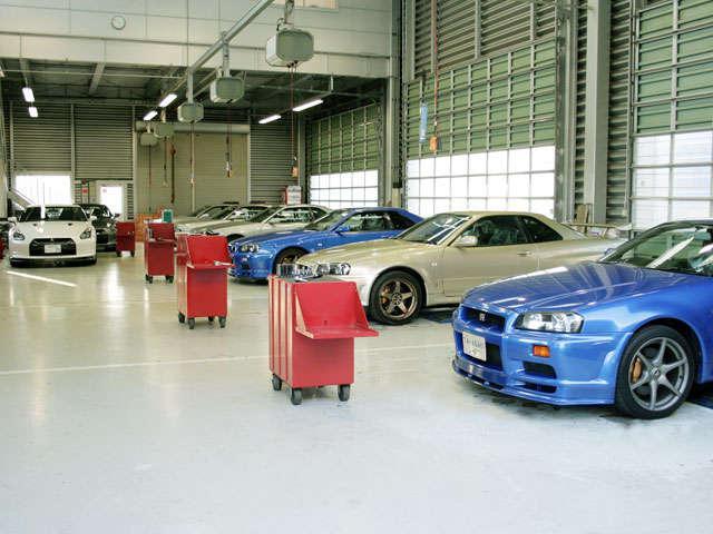 CRAFT SPORTS (クラフトスポーツ) GT-R専門店(6枚目)