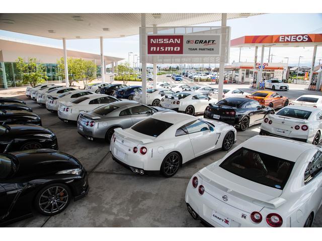 全国最大級のR35/34/33/32 GT−R在庫台数を誇るGT−R専門店
