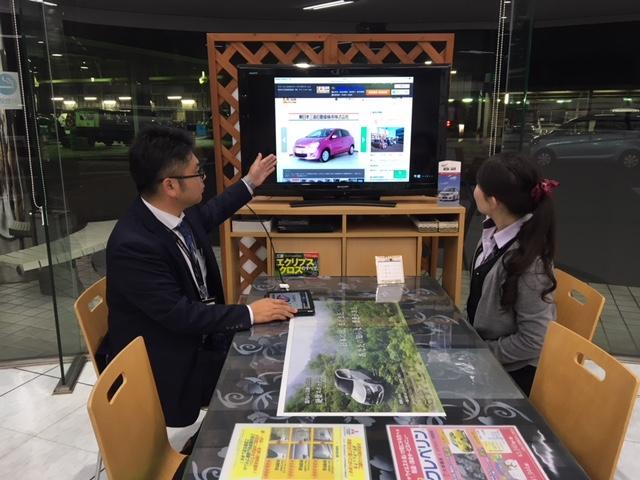 東日本三菱自動車販売(株) クリーンカー小山(5枚目)