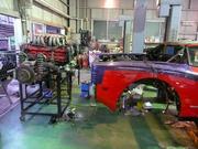エンジン関連の修理、点検整備はぜひ当店にお任せ下さい!