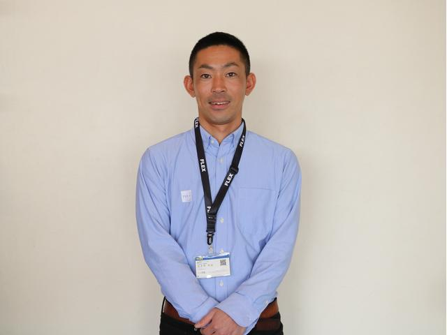 ランクルつくば店長 羽多野 裕紀(YUKI  HATANO)