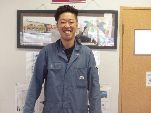 代表の瓊井田です!!すべてはお客様のために還元できるよう日々精進!!