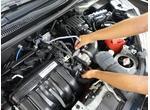 車検、修理、板金、塗装などお車の事なら当店にお任せください!