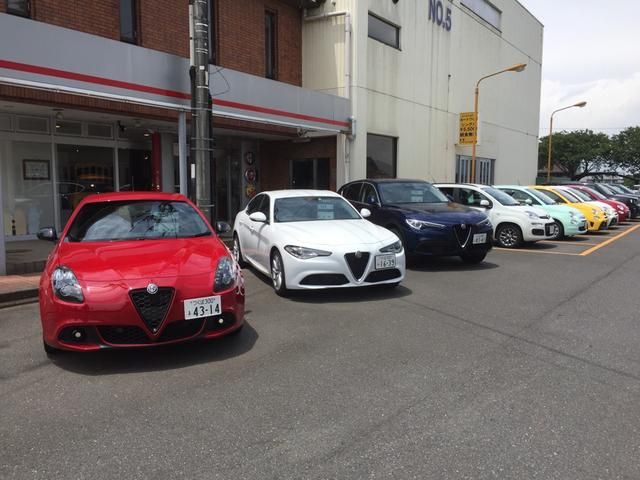 輸入車にご興味がある方へぜひお勧めしたいイタリア車の魅力がこちらにございます。
