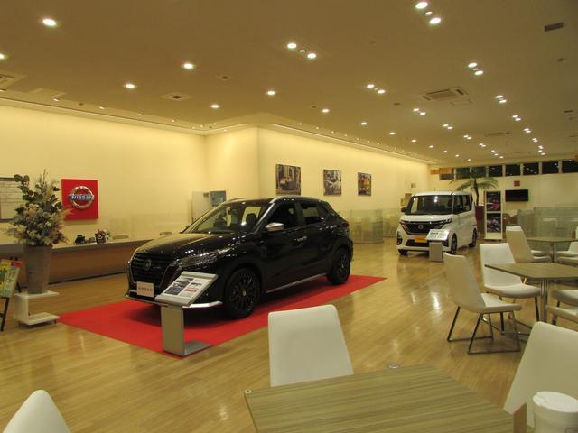 日産プリンス栃木販売(株)真岡店U-Carショップ(1枚目)