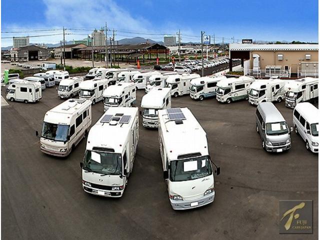 (株)フジカーズジャパン 茨城中央店 キャンピングカー(1枚目)