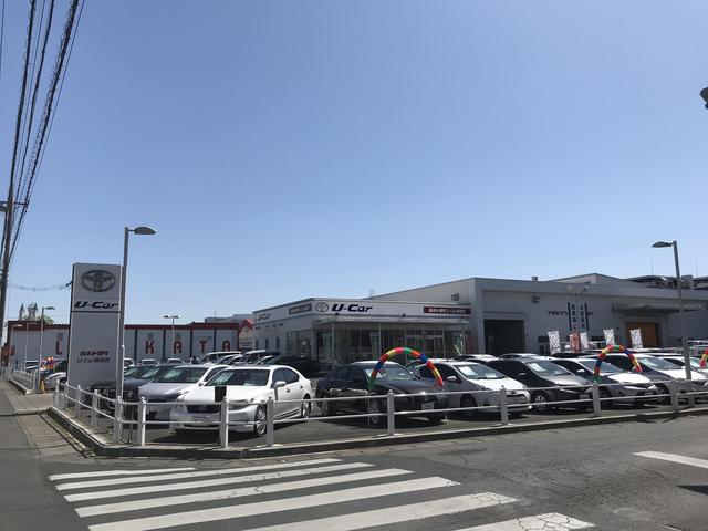栃木トヨタ自動車(株)U-Car朝倉店