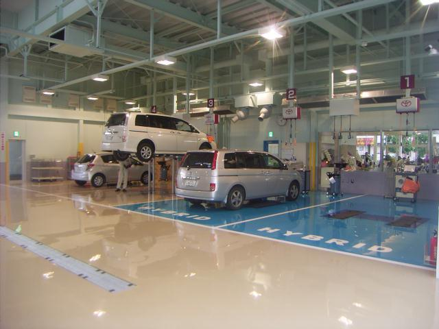 栃木トヨタ自動車(株)U-Car朝倉店(4枚目)