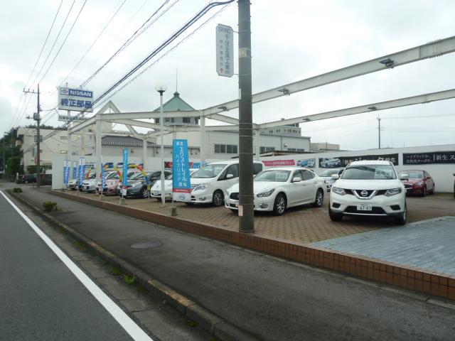 栃木日産自動車販売株式会社 真岡店(2枚目)