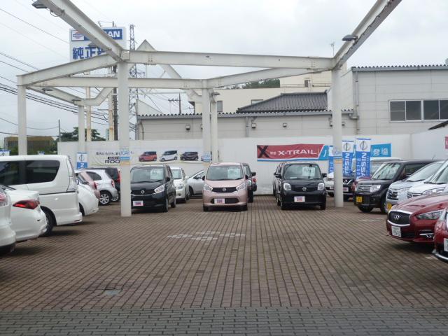 栃木日産自動車販売株式会社 真岡店(3枚目)