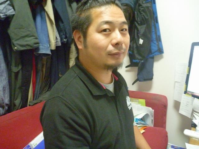 代表 山田紀久
