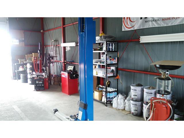 エンジンオイル等は、厳選した良質な物を使用しています!!国産高性能エンジンオイルもご用意。