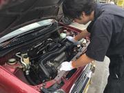 エンジン関連の整備・修理もお任せ下さい!