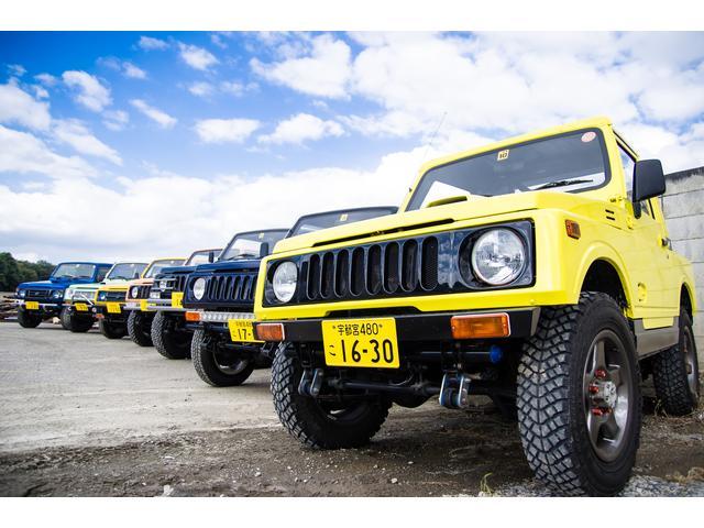 クラウドでは国産車・外車の販売買取はもちろん、ジムニーを強化しております。掲載しきれない在庫も多数!